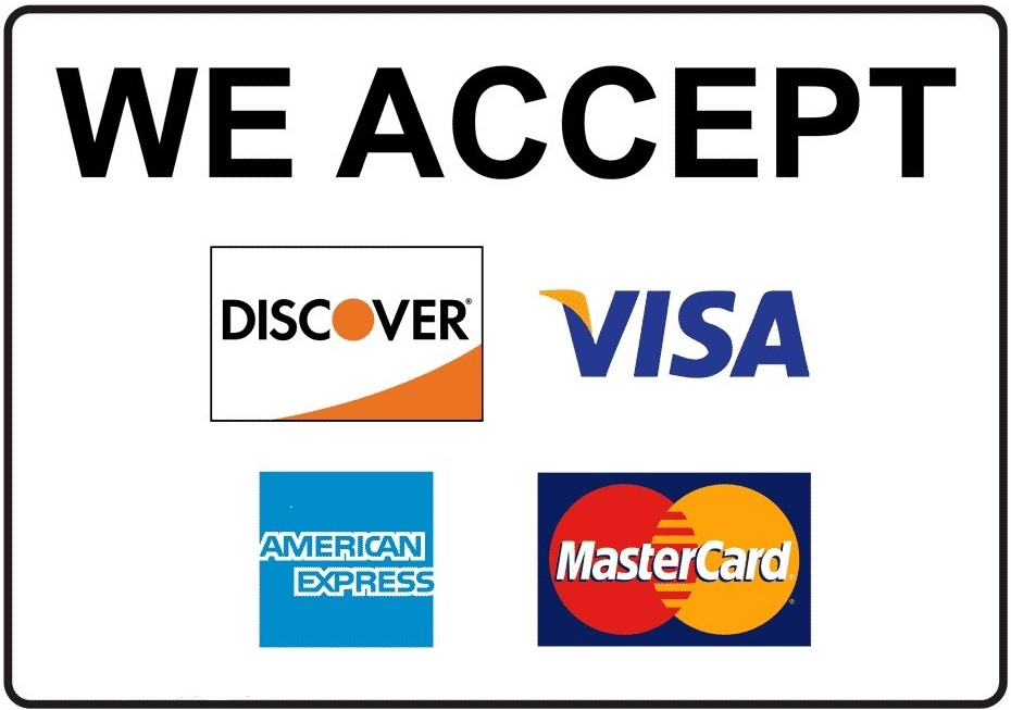 tebbe plumbing now accepting all major credit cards ft lauderdale, fl