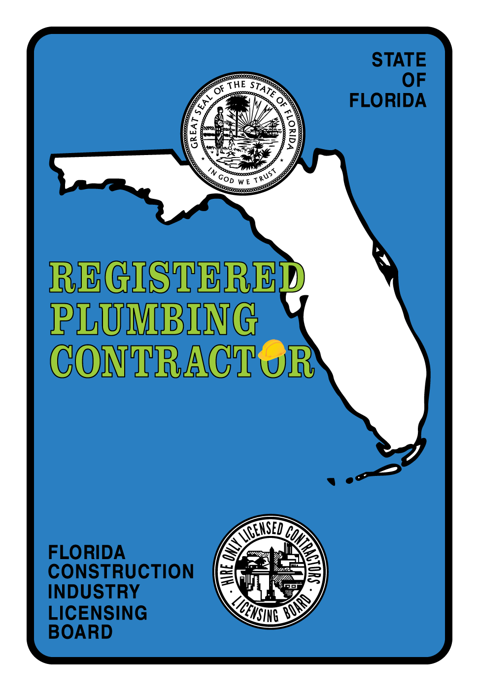 tebbe plumbing is licened in the state of florida state and broward county
