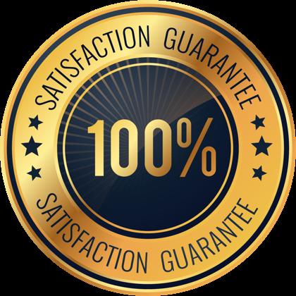 tebbe plumbing offers 100% satisfaction guaranteed